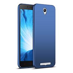 Cover Plastica Rigida Opaca M02 per Xiaomi Redmi Note 2 Blu