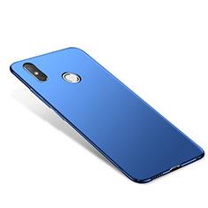 Cover Plastica Rigida Opaca M02 per Xiaomi Redmi Note 5 Pro Blu