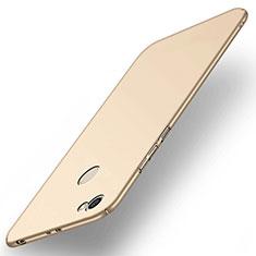 Cover Plastica Rigida Opaca M03 per Xiaomi Redmi Note 5A Pro Oro