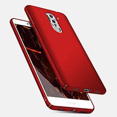 Cover Plastica Rigida Opaca M04 per Huawei GR5 (2017) Rosso