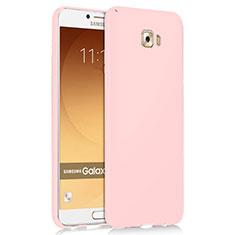 Cover Plastica Rigida Opaca M04 per Samsung Galaxy C9 Pro C9000 Rosa
