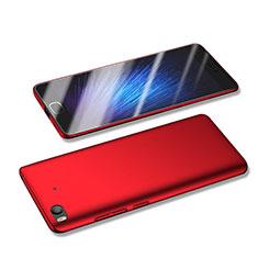 Cover Plastica Rigida Opaca M04 per Xiaomi Mi 5S Rosso