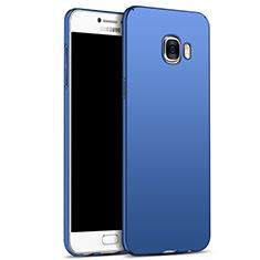 Cover Plastica Rigida Opaca M05 per Samsung Galaxy C7 SM-C7000 Blu