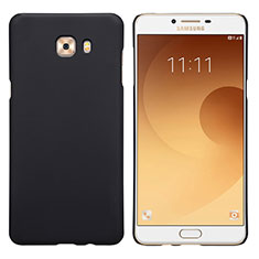Cover Plastica Rigida Opaca M05 per Samsung Galaxy C9 Pro C9000 Nero