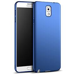 Cover Plastica Rigida Opaca M05 per Samsung Galaxy Note 3 N9000 Blu