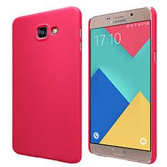 Cover Plastica Rigida Opaca M06 per Samsung Galaxy A9 Pro (2016) SM-A9100 Rosso