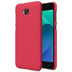Cover Plastica Rigida Opaca per Asus Zenfone 4 Selfie ZD553KL Rosso