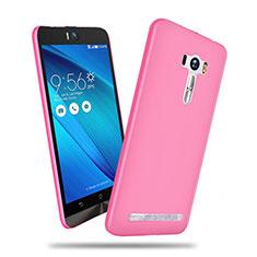 Cover Plastica Rigida Opaca per Asus Zenfone Selfie ZD551KL Rosa