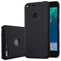 Cover Plastica Rigida Opaca per Google Pixel XL Nero