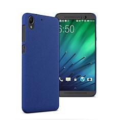 Cover Plastica Rigida Opaca per HTC Desire 728 728g Blu
