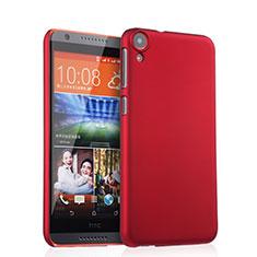 Cover Plastica Rigida Opaca per HTC Desire 820 Rosso