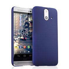 Cover Plastica Rigida Opaca per HTC One E8 Blu