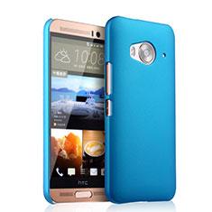 Cover Plastica Rigida Opaca per HTC One Me Cielo Blu