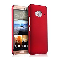Cover Plastica Rigida Opaca per HTC One Me Rosso