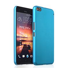 Cover Plastica Rigida Opaca per HTC One X9 Cielo Blu