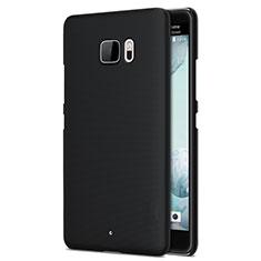 Cover Plastica Rigida Opaca per HTC U Ultra Nero