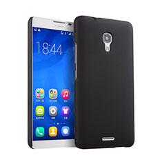 Cover Plastica Rigida Opaca per Huawei Ascend Mate 2 Nero