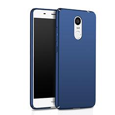 Cover Plastica Rigida Opaca per Huawei Enjoy 6 Blu