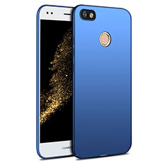 Cover Plastica Rigida Opaca per Huawei Enjoy 7 Blu