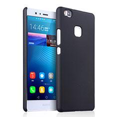 Cover Plastica Rigida Opaca per Huawei G9 Lite Nero