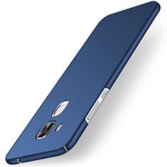 Cover Plastica Rigida Opaca per Huawei G9 Plus Blu