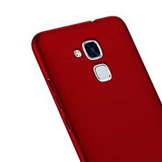 Cover Plastica Rigida Opaca per Huawei GT3 Rosso