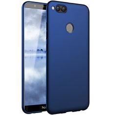 Cover Plastica Rigida Opaca per Huawei Honor 7X Blu