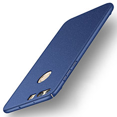 Cover Plastica Rigida Opaca per Huawei Honor 8 Blu