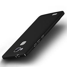 Cover Plastica Rigida Opaca per Huawei Mate 7 Nero