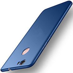 Cover Plastica Rigida Opaca per Huawei Nova Blu