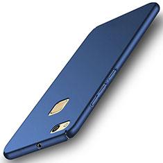 Cover Plastica Rigida Opaca per Huawei P10 Lite Blu