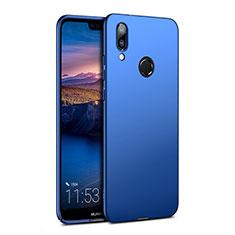 Cover Plastica Rigida Opaca per Huawei P20 Lite Blu