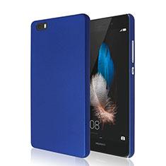 Cover Plastica Rigida Opaca per Huawei P8 Lite Blu