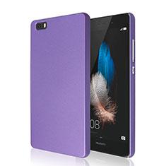 Cover Plastica Rigida Opaca per Huawei P8 Lite Viola