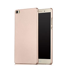 Cover Plastica Rigida Opaca per Huawei P8 Max Oro Rosa