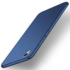 Cover Plastica Rigida Opaca per Huawei Y6 II 5.5 Blu