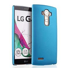 Cover Plastica Rigida Opaca per LG G4 Cielo Blu