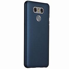 Cover Plastica Rigida Opaca per LG G6 Blu