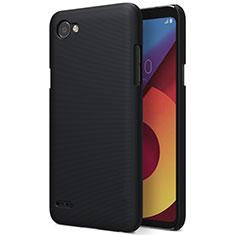Cover Plastica Rigida Opaca per LG Q6 Nero