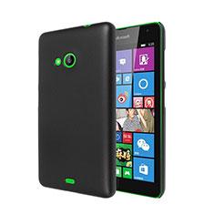 Cover Plastica Rigida Opaca per Microsoft Lumia 535 Nero
