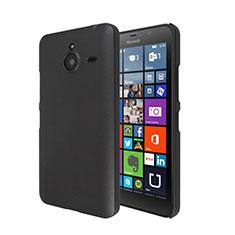 Cover Plastica Rigida Opaca per Microsoft Lumia 640 XL Lte Nero