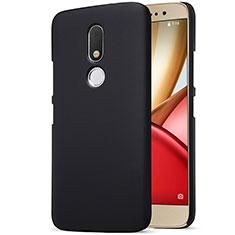 Cover Plastica Rigida Opaca per Motorola Moto M XT1662 Nero