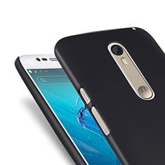 Cover Plastica Rigida Opaca per Motorola Moto X Style Nero