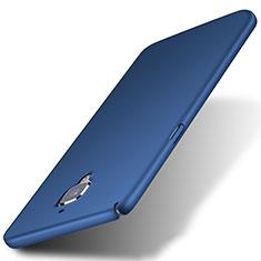 Cover Plastica Rigida Opaca per OnePlus 3 Blu