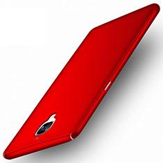 Cover Plastica Rigida Opaca per OnePlus 3T Rosso