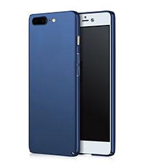 Cover Plastica Rigida Opaca per OnePlus 5 Blu