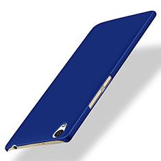 Cover Plastica Rigida Opaca per OnePlus X Blu
