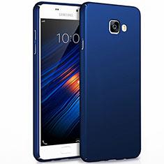Cover Plastica Rigida Opaca per Samsung Galaxy A7 (2017) A720F Blu