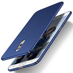 Cover Plastica Rigida Opaca per Samsung Galaxy C8 C710F Blu
