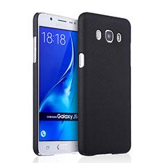 Cover Plastica Rigida Opaca per Samsung Galaxy J5 Duos (2016) Nero